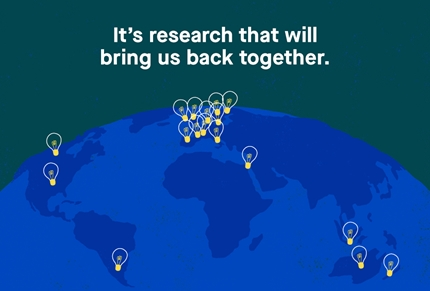 research will bring us back together