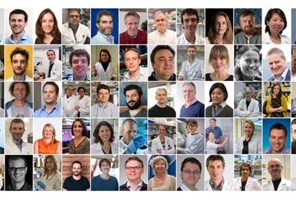 Collage of Worldwide Cancer Research researchers